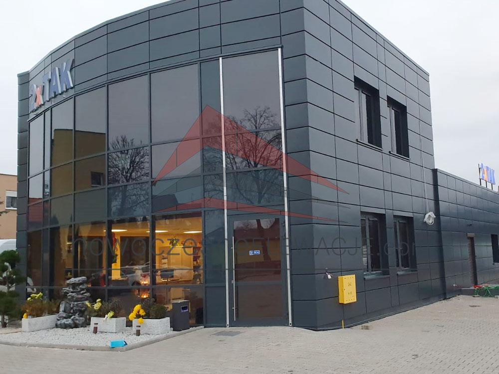 Budownictwo Modułowe - Kontenery biurowe