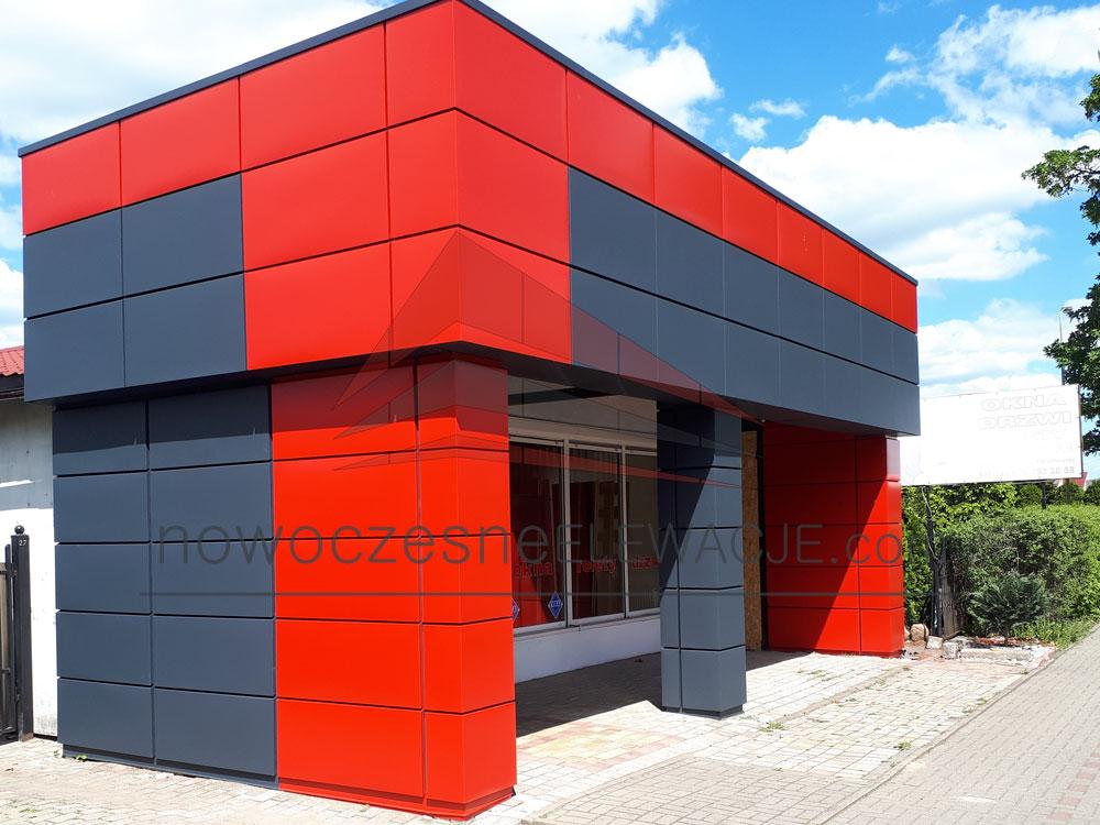 Koneter Gastronomiczny - Projekt i Budowa