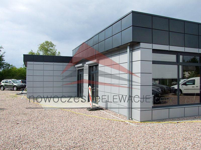 Panele fasadowe - Nowoczesne Elewacje